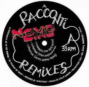 Novo Line - Racconti Remixes EP