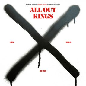 V.A. - Writers On Wax X - All Out Kings