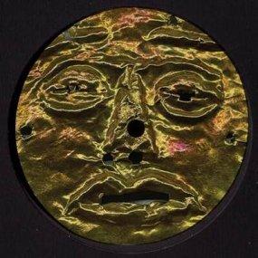 Space Drum Meditation - Sdm004 (green Transparent Vinyl)