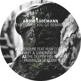Andre Lodemann - The Deeper You Go Remixes (by Robag Wruhme, Frankey & Sandrino etc.)
