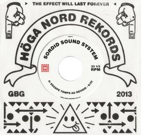 Sordid Sound System - Escape Temps Au Revoir