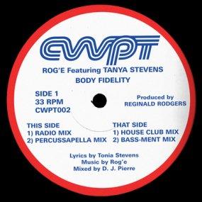 Rog'E feat. Tanya Stevens - Body Fidelity