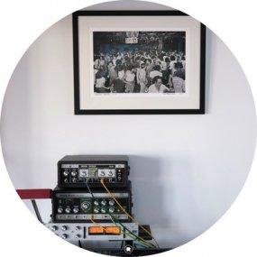 Ian Pooley - Studio A Pt. 1