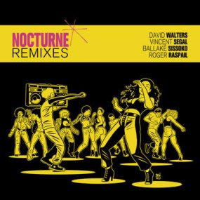 David Walters -  Nocturne Remixes (by Henrik Schwarz, Folamour, Voilaaa etc.)