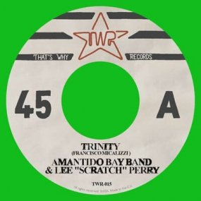 Amantido Bay Band & Lee Scratch Perry - Trinity