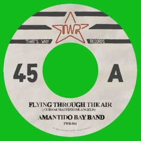 Amantido Bay Band - Flying Through The Air / Crime Busters