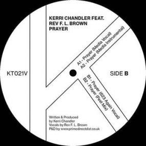 Kerri Chandler feat. Rev F. L. Brown - Prayer