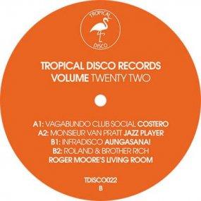 V.A. - Tropical Disco Records, Vol. 22
