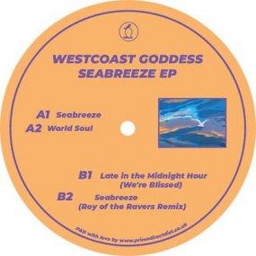 Westcoast Goddess - Seabreeze EP
