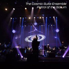 The Cosmic Suite Ensemble - Patrol of The Saturn