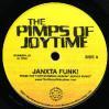 The Pimps Of Joytime - Janxta Funk! / Honey Of Your Smile feat. Roy Ayers