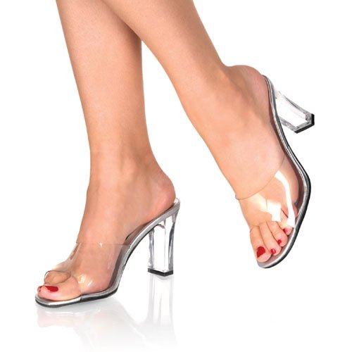 Clear Lucite Shoes Women