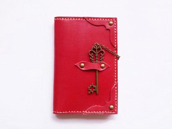 本革カード&パスケース:GRACE