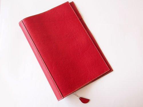 本革ノートカバー:NEL(A4サイズ)