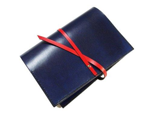 本革手帳カバー:LUXY(A6、ほぼ日手帳オリジナルサイズ)