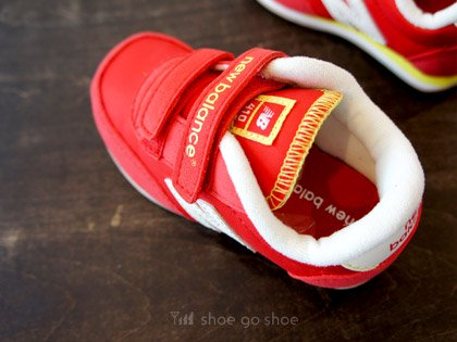 【KID'S&BABY】newbalance(ニューバランス)KE410 RDI INFANT