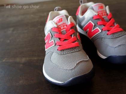 【Junior & KID'S】newbalance(ニューバランス)KS574 BGP