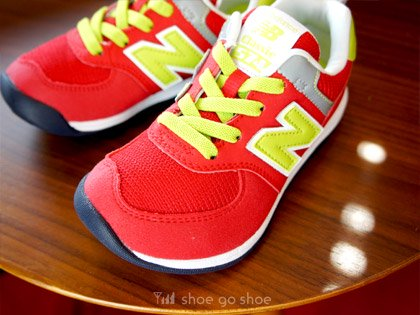 【Junior & KID'S】newbalance(ニューバランス)KS574 RLP