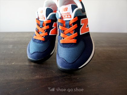 【Junior & KID'S】newbalance(ニューバランス)KS574 BOP