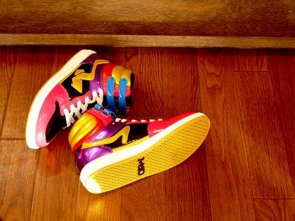 【KID'S】MAD FOOT!(マッドフット)MAD AMITA HI Jr.(マッド アミタ ハイ ジュニア)