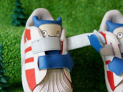 【KID'S】adidas(アディダス)SS 2 ADIKIDS I