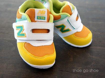 【BABY】newbalance(ニューバランス)FS574 SFI INFANT