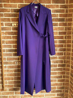<img class='new_mark_img1' src='https://img.shop-pro.jp/img/new/icons16.gif' style='border:none;display:inline;margin:0px;padding:0px;width:auto;' />TAKEWARI COAT / PURPLE