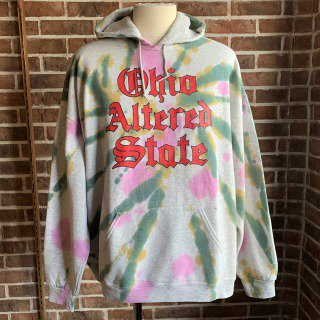 <img class='new_mark_img1' src='https://img.shop-pro.jp/img/new/icons50.gif' style='border:none;display:inline;margin:0px;padding:0px;width:auto;' />TieDye Hooded Sweatshirt /PINK