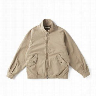 <img class='new_mark_img1' src='https://img.shop-pro.jp/img/new/icons50.gif' style='border:none;display:inline;margin:0px;padding:0px;width:auto;' />ZIP-FRONT DRIVERS JACKET/SAND