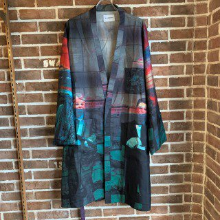 <img class='new_mark_img1' src='https://img.shop-pro.jp/img/new/icons11.gif' style='border:none;display:inline;margin:0px;padding:0px;width:auto;' />Silk Gown Coat / PRESIDENTS