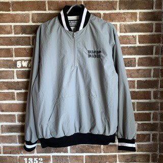 <img class='new_mark_img1' src='https://img.shop-pro.jp/img/new/icons11.gif' style='border:none;display:inline;margin:0px;padding:0px;width:auto;' />PULLOVER JACKET / GRAY