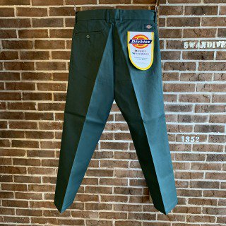 <img class='new_mark_img1' src='https://img.shop-pro.jp/img/new/icons11.gif' style='border:none;display:inline;margin:0px;padding:0px;width:auto;' />DICKIES / PLEATED TROUSERS (TYPR-1)-BLUE