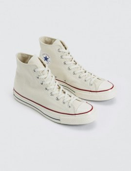<img class='new_mark_img1' src='https://img.shop-pro.jp/img/new/icons48.gif' style='border:none;display:inline;margin:0px;padding:0px;width:auto;' />【CONVERSE】Chuck Taylor All Star '70 Hi/パーチメント