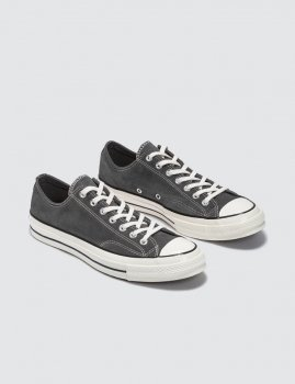 <img class='new_mark_img1' src='https://img.shop-pro.jp/img/new/icons48.gif' style='border:none;display:inline;margin:0px;padding:0px;width:auto;' />【CONVERSE】Chuck Taylor All Star '70  Suede Lo/チャコール
