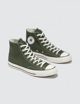 <img class='new_mark_img1' src='https://img.shop-pro.jp/img/new/icons48.gif' style='border:none;display:inline;margin:0px;padding:0px;width:auto;' />【CONVERSE】Chuck Taylor All Star '70 Hi/ハーブ