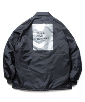 <img class='new_mark_img1' src='//img.shop-pro.jp/img/new/icons48.gif' style='border:none;display:inline;margin:0px;padding:0px;width:auto;' />【ROTTWEILER】ASW Coaches Jacket(Type1)/ブラック
