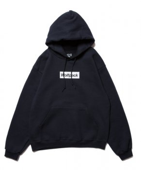<img class='new_mark_img1' src='https://img.shop-pro.jp/img/new/icons13.gif' style='border:none;display:inline;margin:0px;padding:0px;width:auto;' />【ROTTWEILER】BOX Wolfpack Parka/ブラック