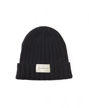 <img class='new_mark_img1' src='https://img.shop-pro.jp/img/new/icons13.gif' style='border:none;display:inline;margin:0px;padding:0px;width:auto;' />【SANDINISTA】Daily Cotton Rib Knit Cap/ブラック