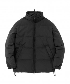 <img class='new_mark_img1' src='https://img.shop-pro.jp/img/new/icons48.gif' style='border:none;display:inline;margin:0px;padding:0px;width:auto;' />【SANDINISTA】Urban Down Jacket/ブラック