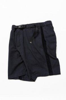 <img class='new_mark_img1' src='https://img.shop-pro.jp/img/new/icons13.gif' style='border:none;display:inline;margin:0px;padding:0px;width:auto;' />【THING FABRICS】TF Change cloth Bermuda pant/ブラック