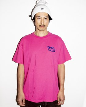 <img class='new_mark_img1' src='https://img.shop-pro.jp/img/new/icons13.gif' style='border:none;display:inline;margin:0px;padding:0px;width:auto;' />【M】crew neck t-shirts (wjk × M)/ピンク