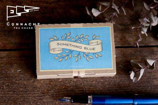 サムシング・ブルー - コノハト茶葉店