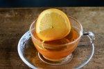 オレンジ・ティー 国産清見オレンジ+セイロン・フレーバーティー / ティーバッグ10個入