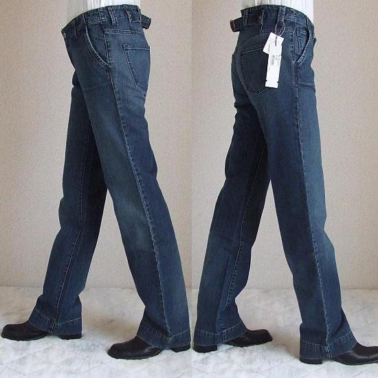 CASUCCI BASIC Denim ブルー 28(股下87cm)