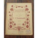 シャミナード,セシル 《アジタート op.108》