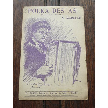 《POLKA DES AS》 V.マルソー