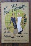 ファッション雑誌『トレ・パリジャン』 1924年1号 完本