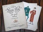 ファッション雑誌『ガゼット デュ ボントン』 1922年1号 完本
