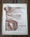 アンティーク楽譜 L'Ane et Le Boeuf c.a.1900年