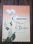 アンティーク楽譜 コンベンション -ポルカ- 1914年